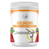 Healing Naturally WA GoldnZing