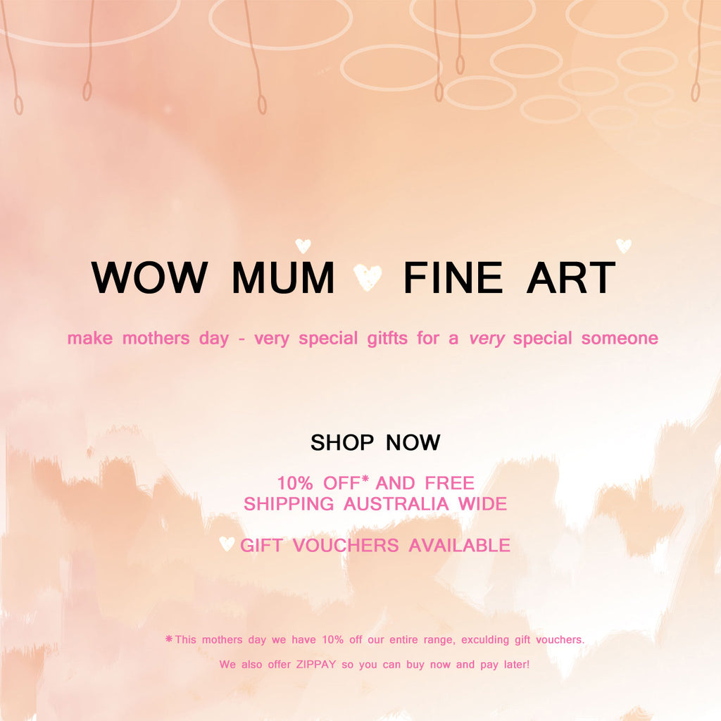 Mothers Day, Celeste Wrona, Fine Art Prints and Wares