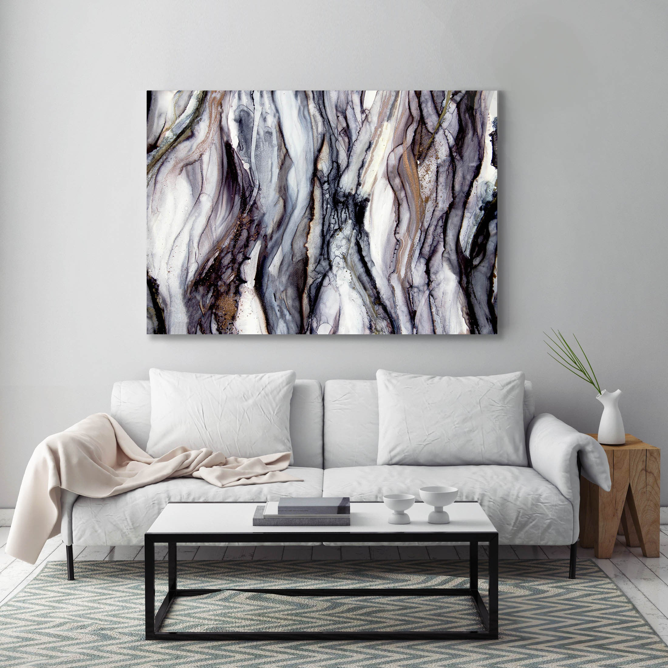 Interior design Acrylic Artwork