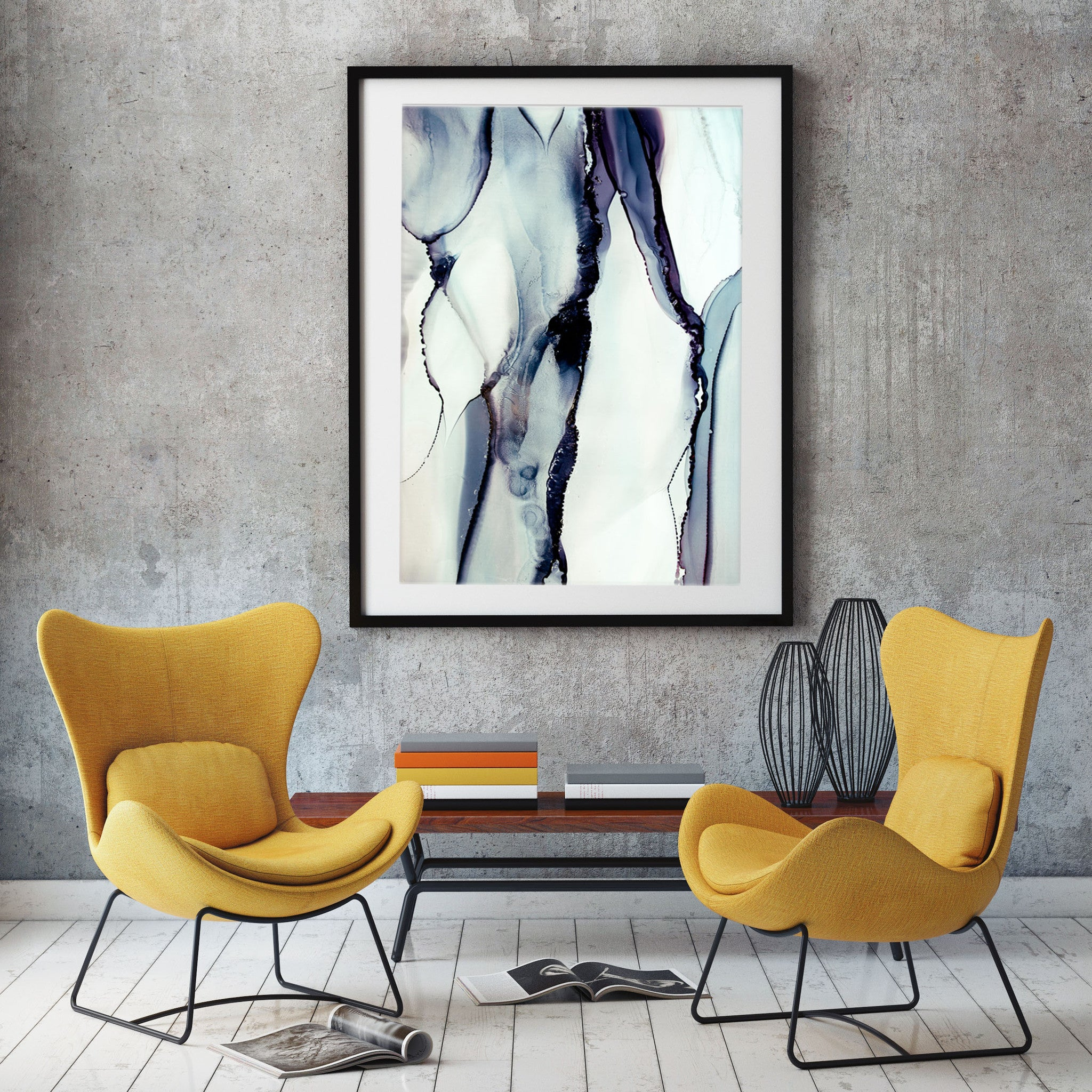 """Release V"" Decor Homeware Art"