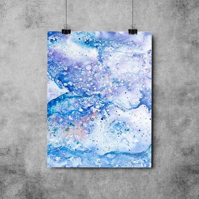 Wisteria II | 2016 Celeste Wrona | Limited Edition Print