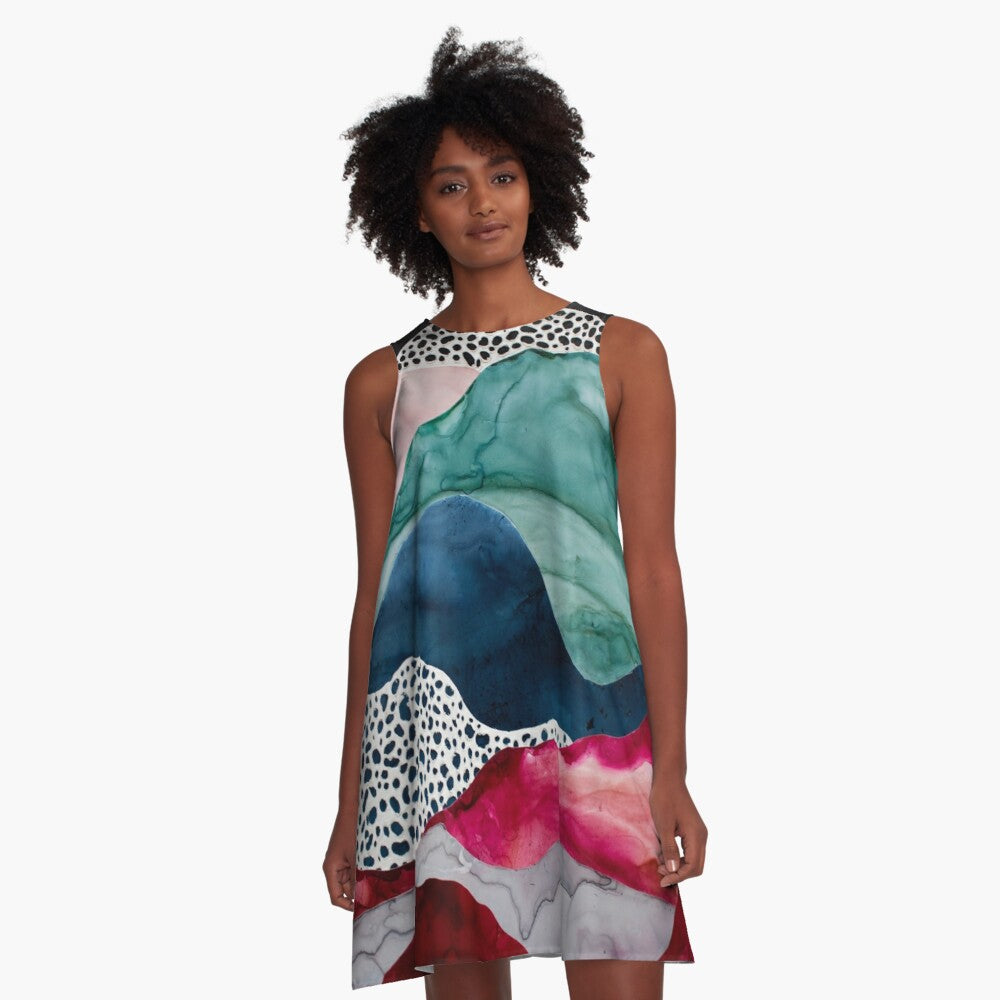 Awaken X Art Swing Dress