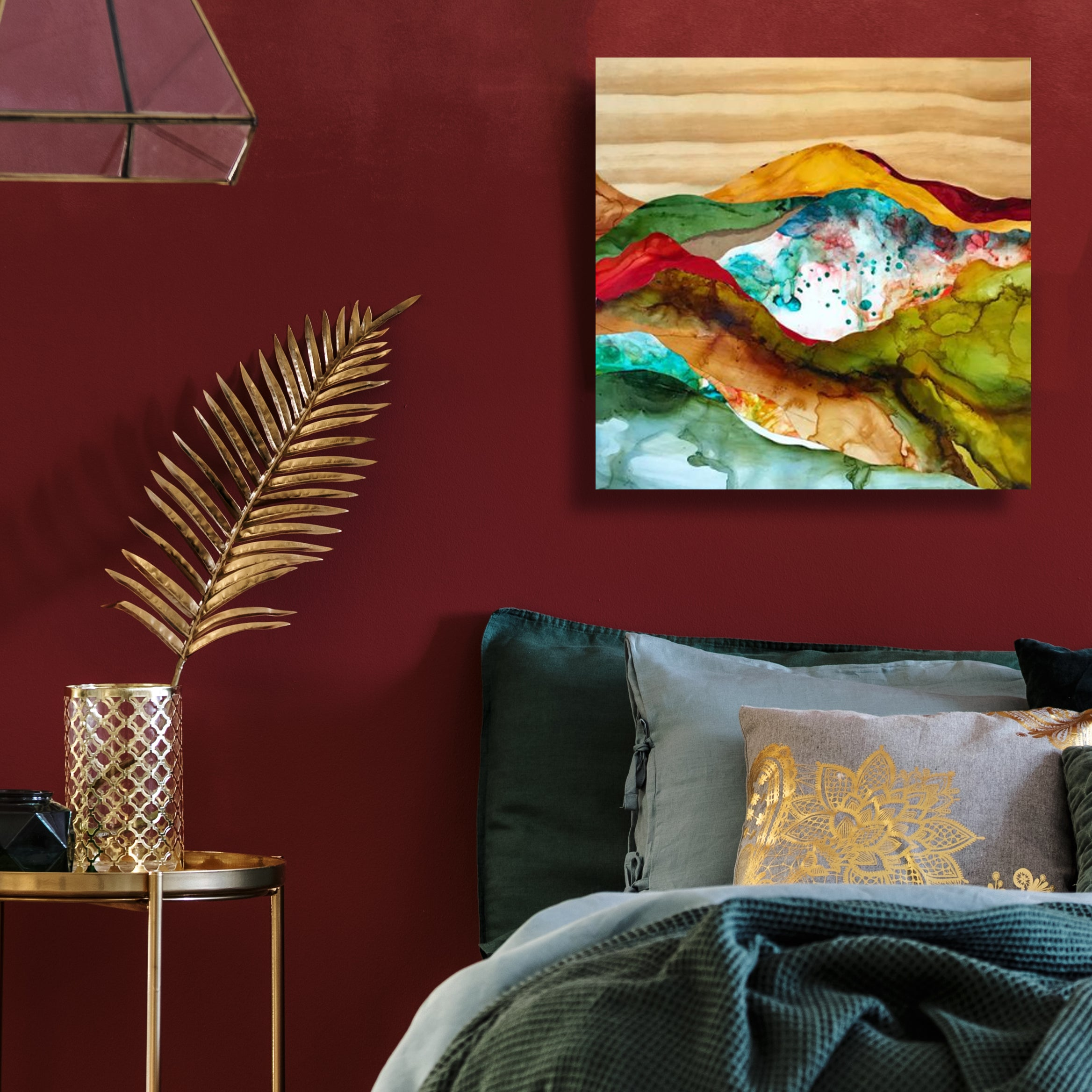 Collage Homedecor Art