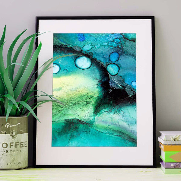 Framed Abstract art Contemporary