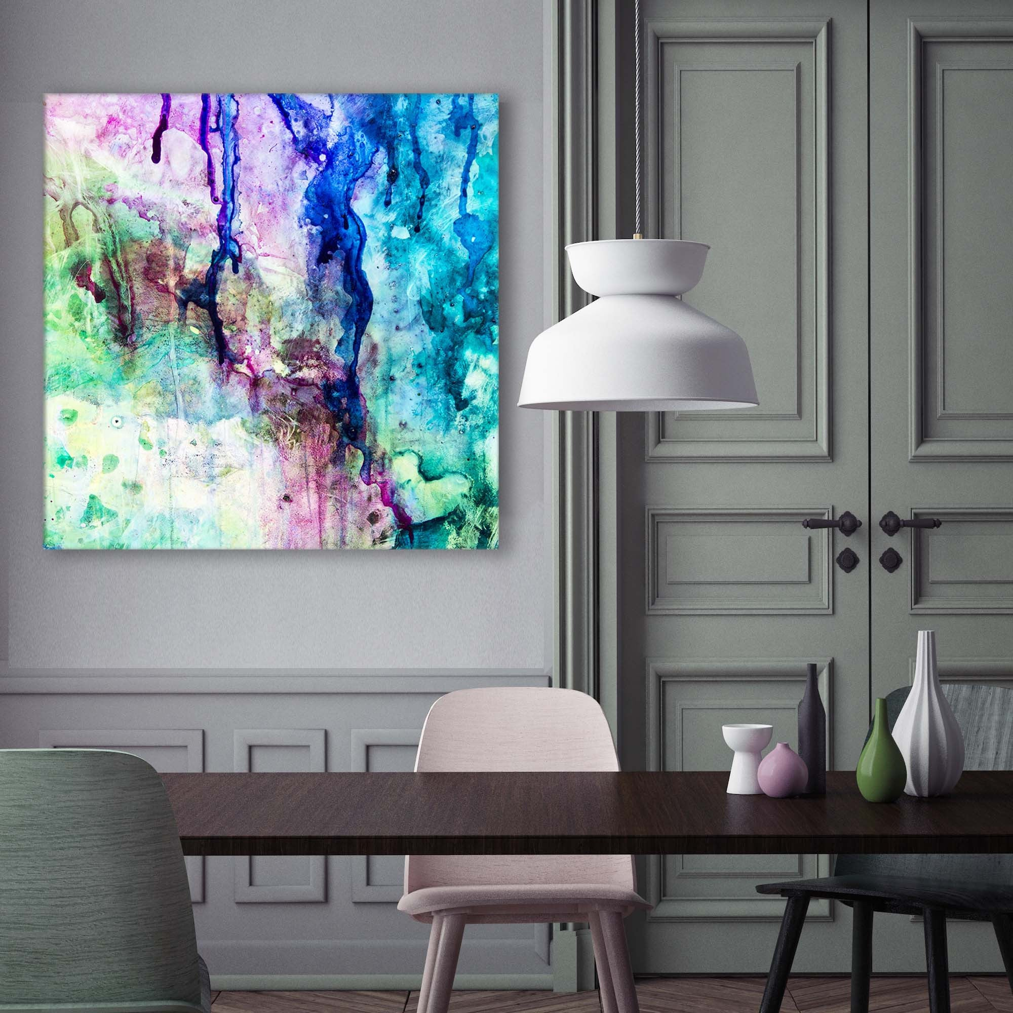Decor Nature Abstract art