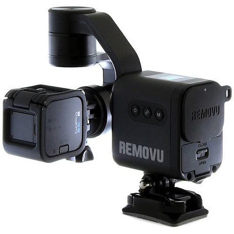 REMOVU S1 Rainproof 3-AXIS Gimbal Stabilizer for Go PRO