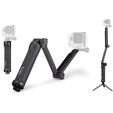 GoPro 3-Way Action Tripod