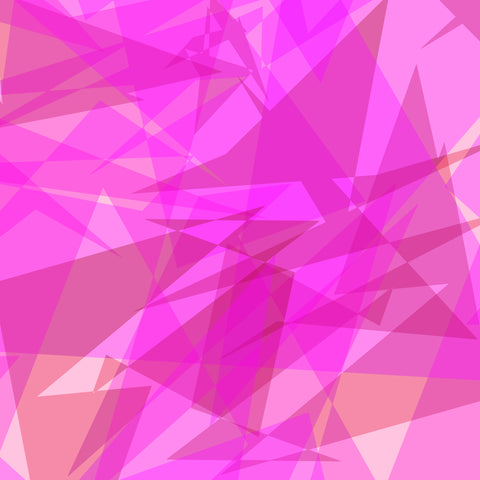 Glass Shards Pink HTV