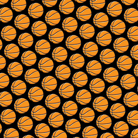 Sports Basketball Self Adhesive Vinyl