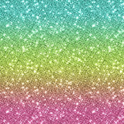Sparkle Pink Yellow Blue Glitter HTV