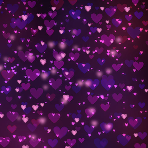 Valentine Dream Purple Self Adhesive Vinyl