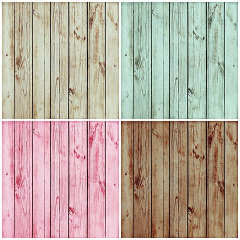 Wood Panel Bundle Self Adhesive Vinyl