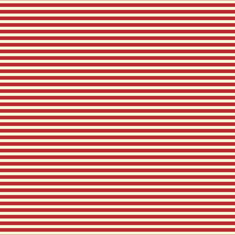 Xmas Patterns Candy Stripe HTV