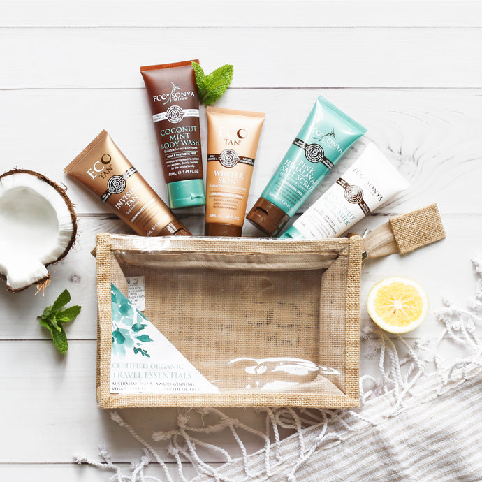 Certified Organic Travel Essentials