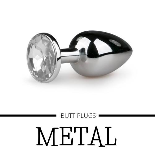 Metal Butt Plugs