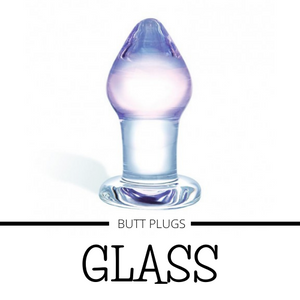 Glass Butt Plug