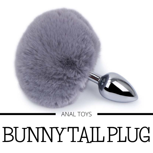 Bunny Tail Butt Plugs