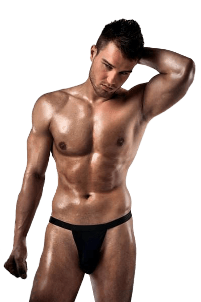 Passion Lingerie Bare Necessity Men's Thong