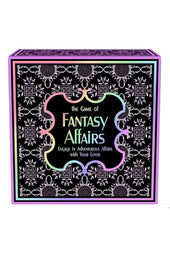 Sex Game - Fantasy Affairs - Board Game