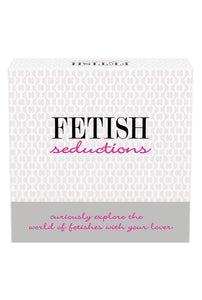Sex Game - Fetish Seductions - Card Game