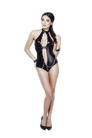 Mistress - Bodysuit with Cuffs and Chains