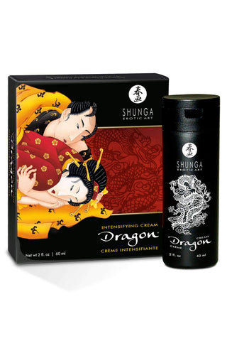 Shunga Dragon Fire & Ice Male Virility Cream