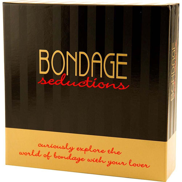 Sexy Bondage Seductions Card Dice Game Sex Toys