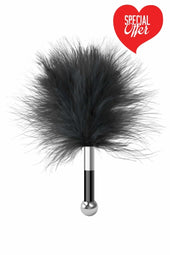 Sinful Pleasures - Feather Tickler - Black