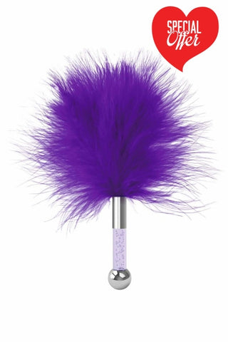 Sinful Pleasures - Feather Tickler - Purple
