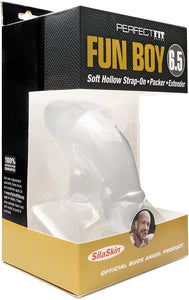 Perfect Fit Packer - Fun Boy 16,5 cm Clear