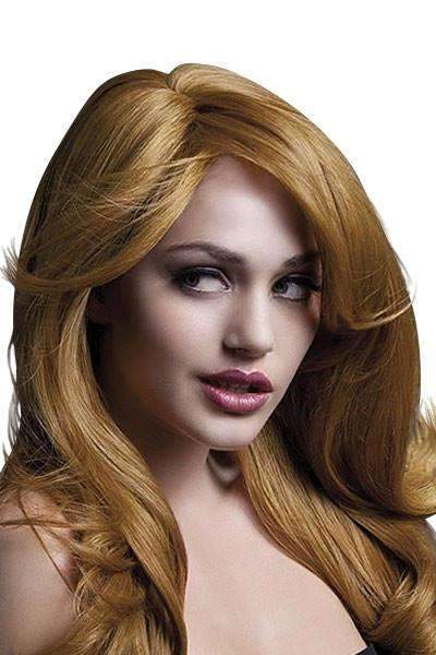 Wig - Nicole Soft Wave Long - Aurburn