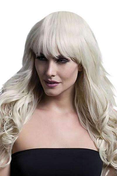 Wig - Isabelle Long Curly Cut - Blonde