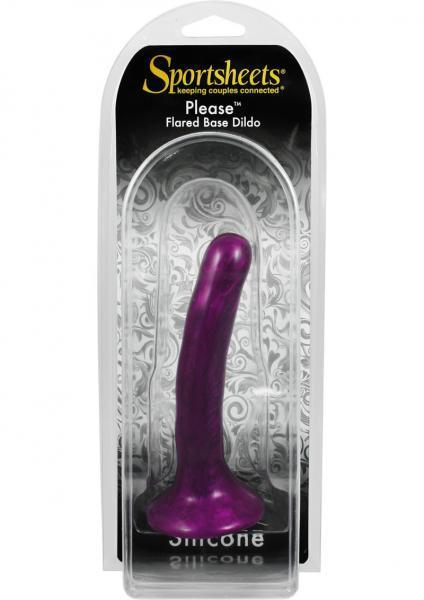 Please™ - Flare Based Dildo | Pegging