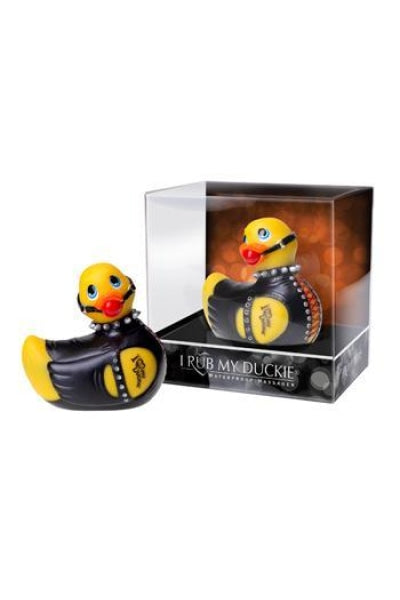 Body Massager - I Rub My Duckie | Mr Naughty Travel Size Sex Toys