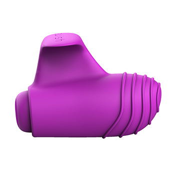 bteased Basic Finger Vibrator - Orchid