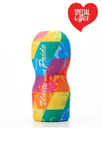 Tenga - Original Vacuum Cup Rainbow Unite with Pride