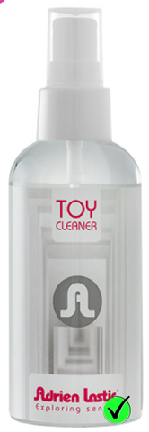 Anti-Bacterial Toy Cleaner 100 Ml Sex Essentials