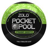 Pocket Pool Male Masturbator - Straight Shooter - Single Unit