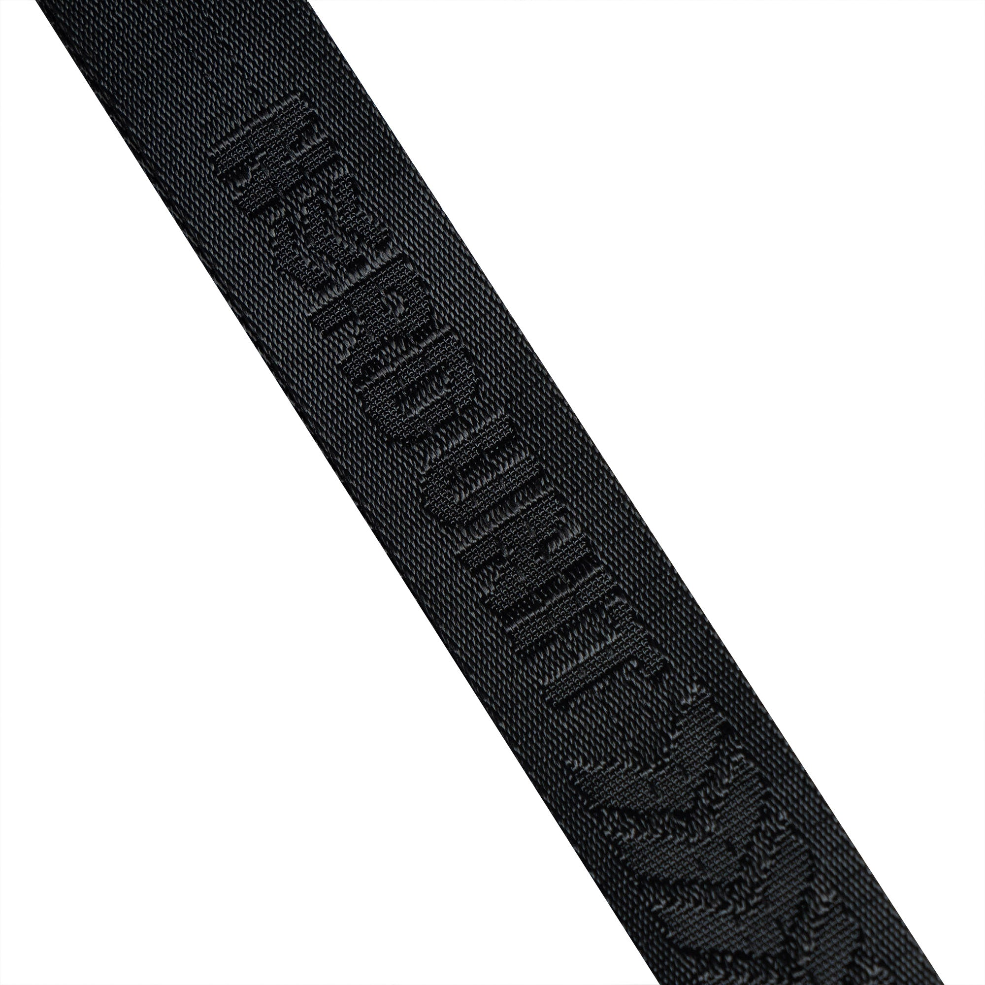 ALL BLACK BAG STRAP