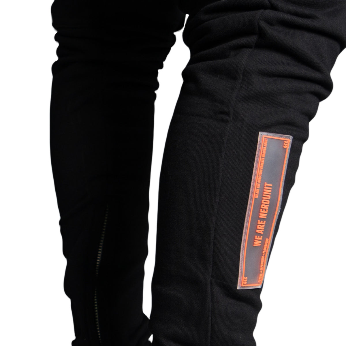 SS18 ANKLE ZIP TRACK PANTS
