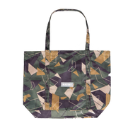 1ST GREEN CAMO TOTE BAG ( 1ST グリーン カモ トート バッグ )