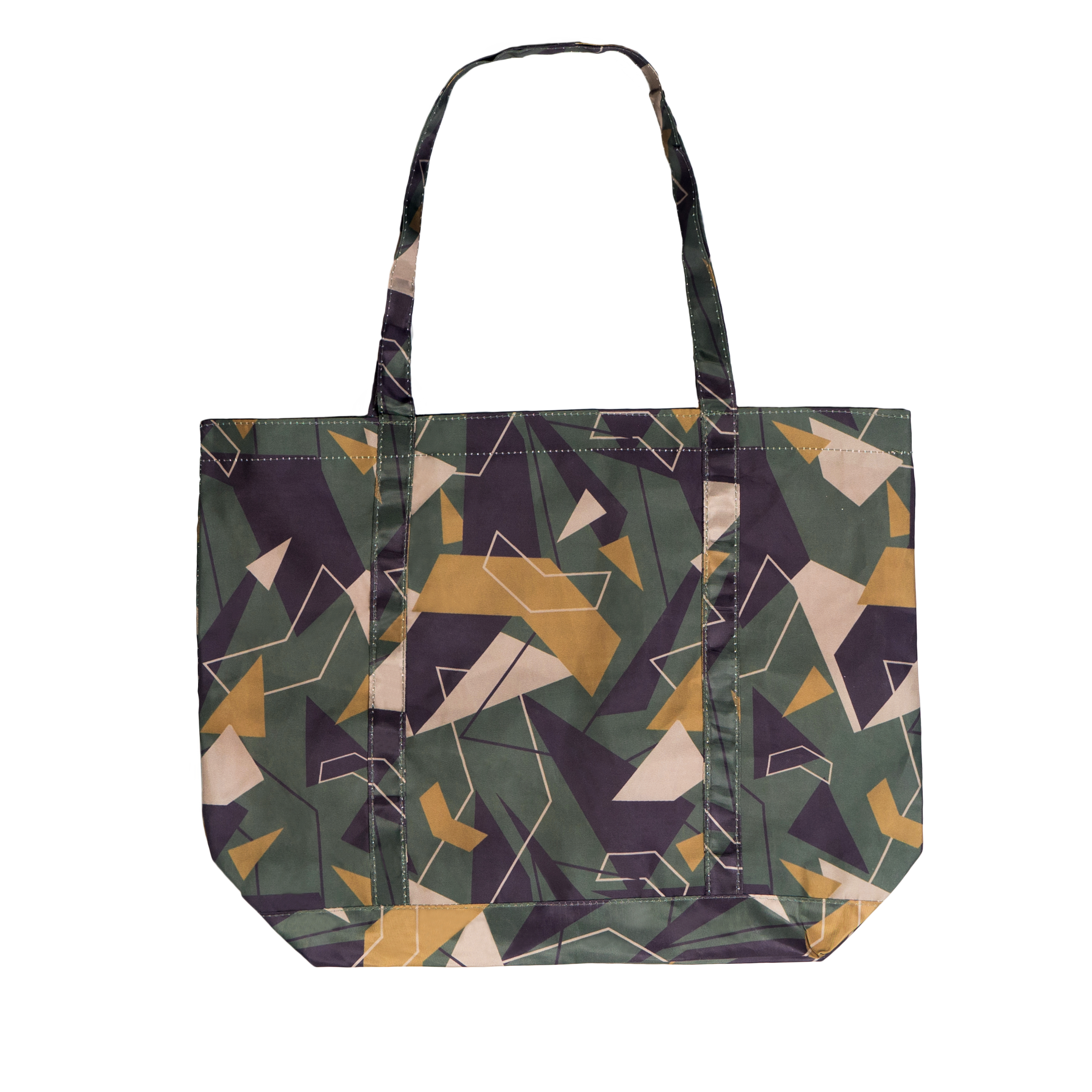 1ST GREEN CAMO TOTE BAG (1ST グリーン カモ トート バッグ)