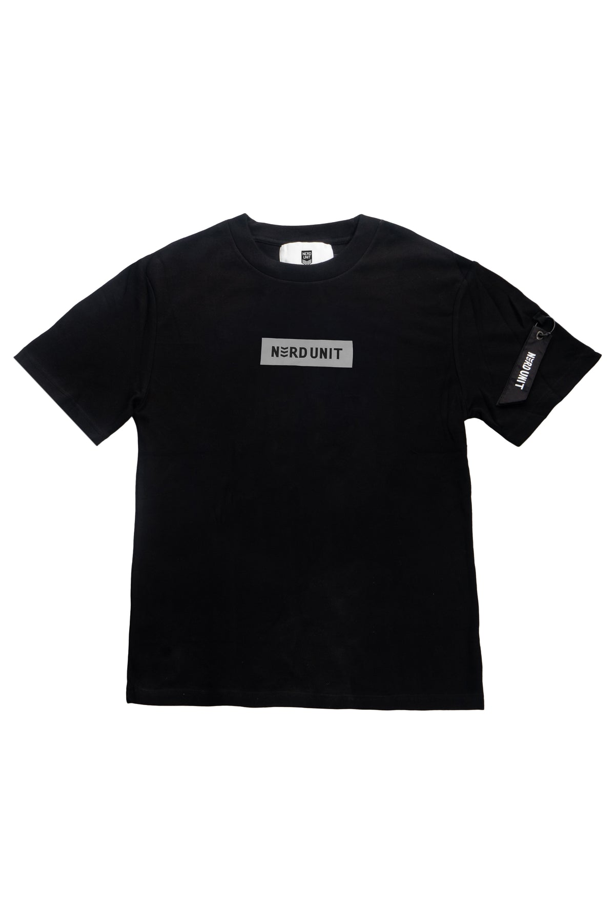 REFLECTIVE BOX LOGO TEE