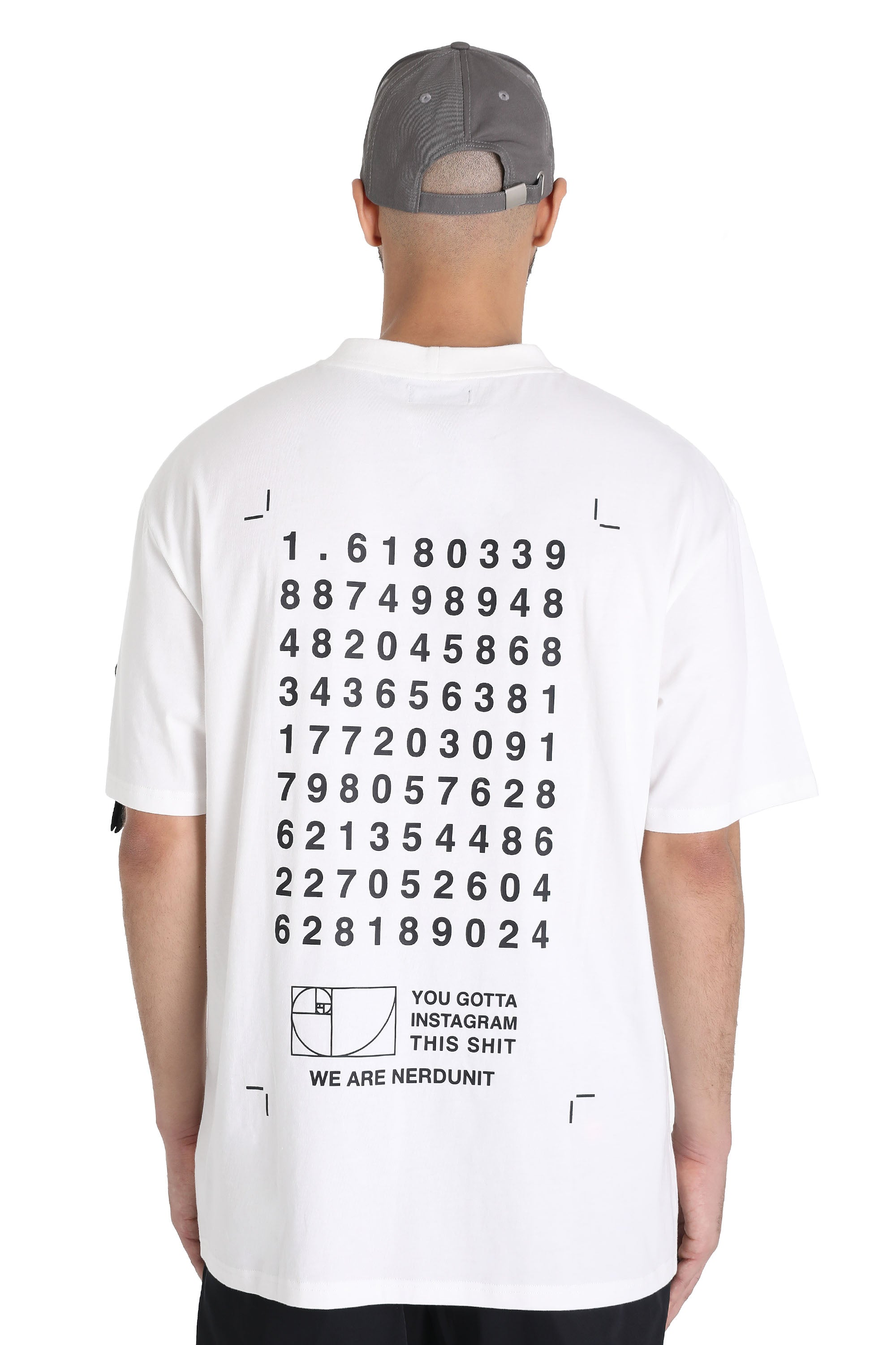 """GOLDEN RATIO"" TEE"