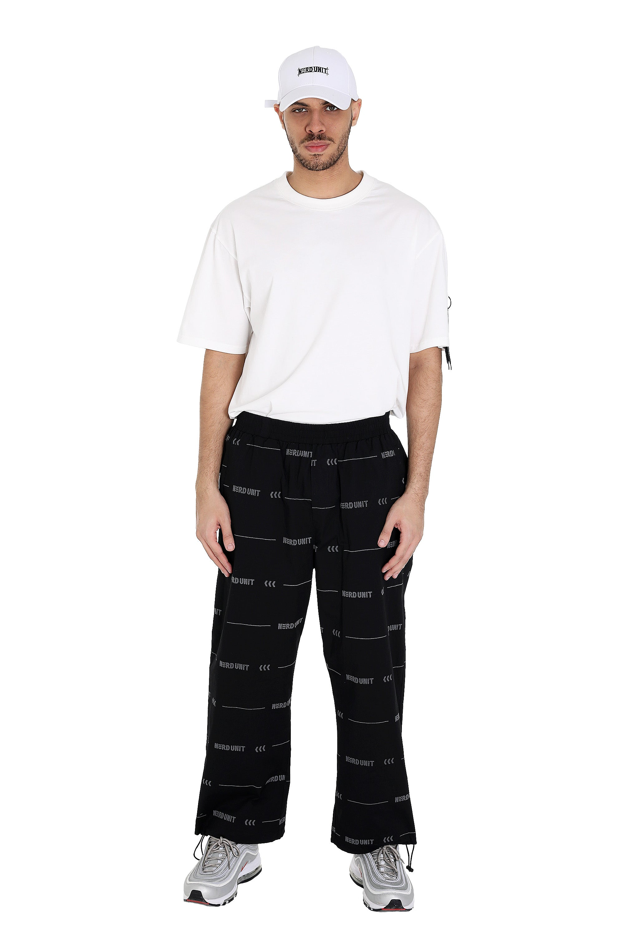 ALL OVER PANTS | BLACK