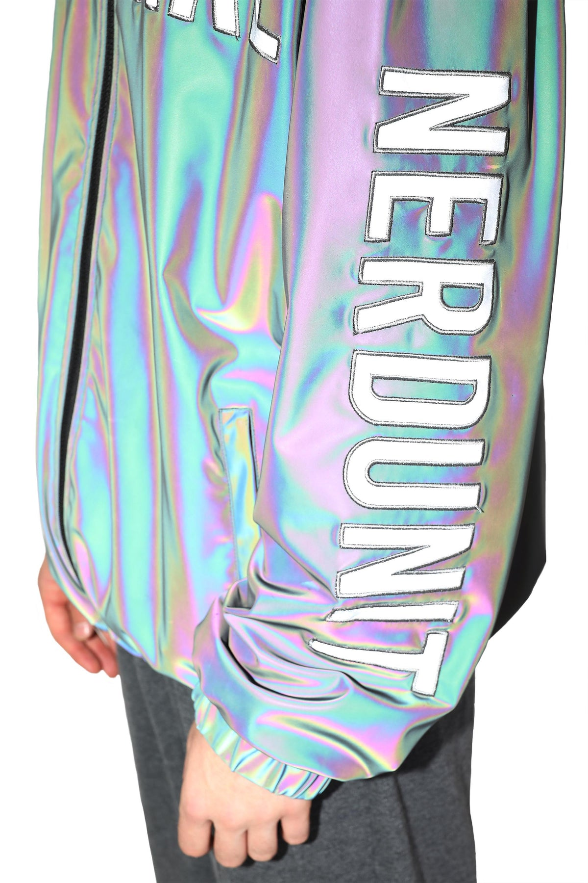 PRISM COACH JACKET | REFLECTIVE