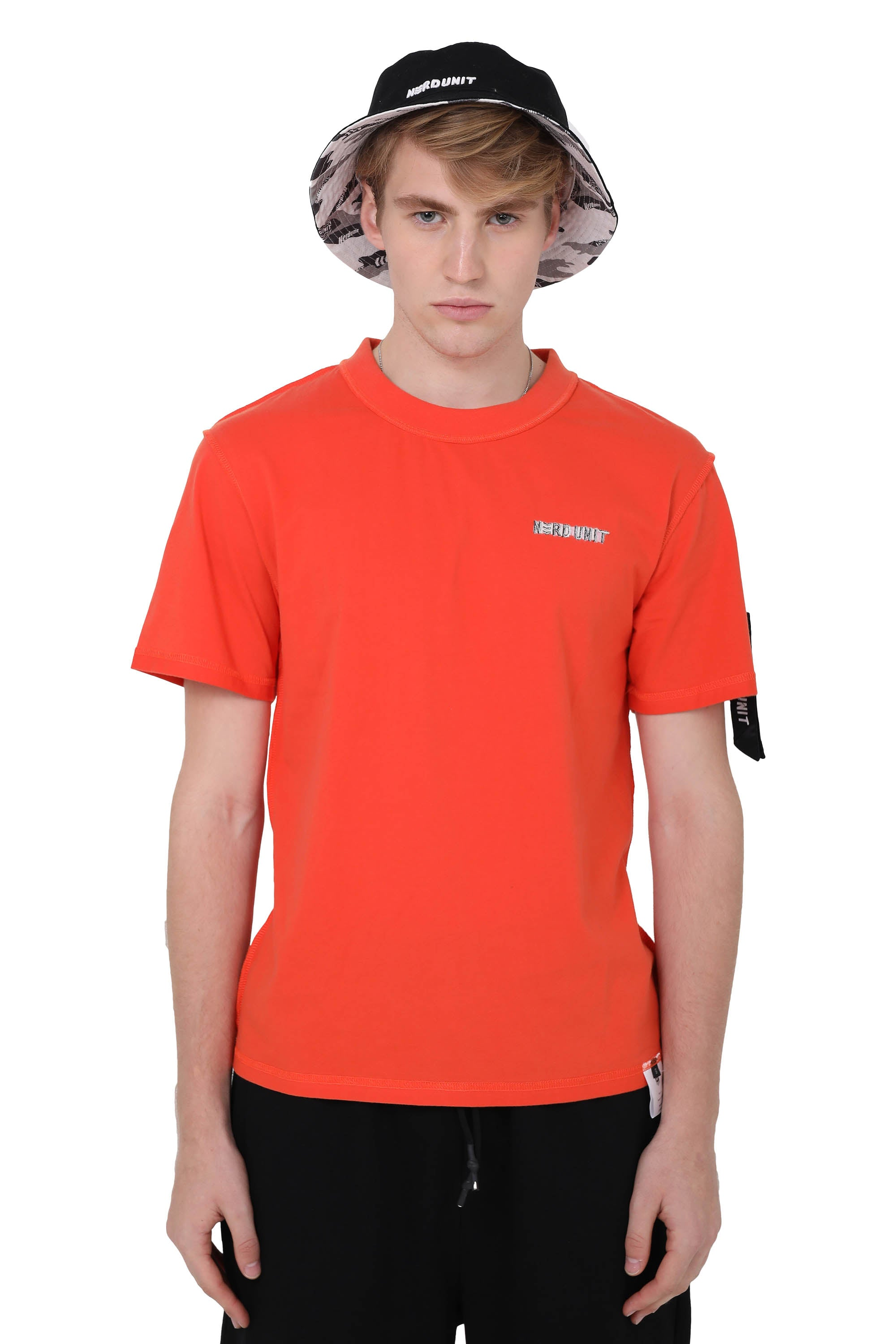 IN OUT TEE | ORANGE