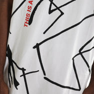 GRAFFITI TEE | WHITE