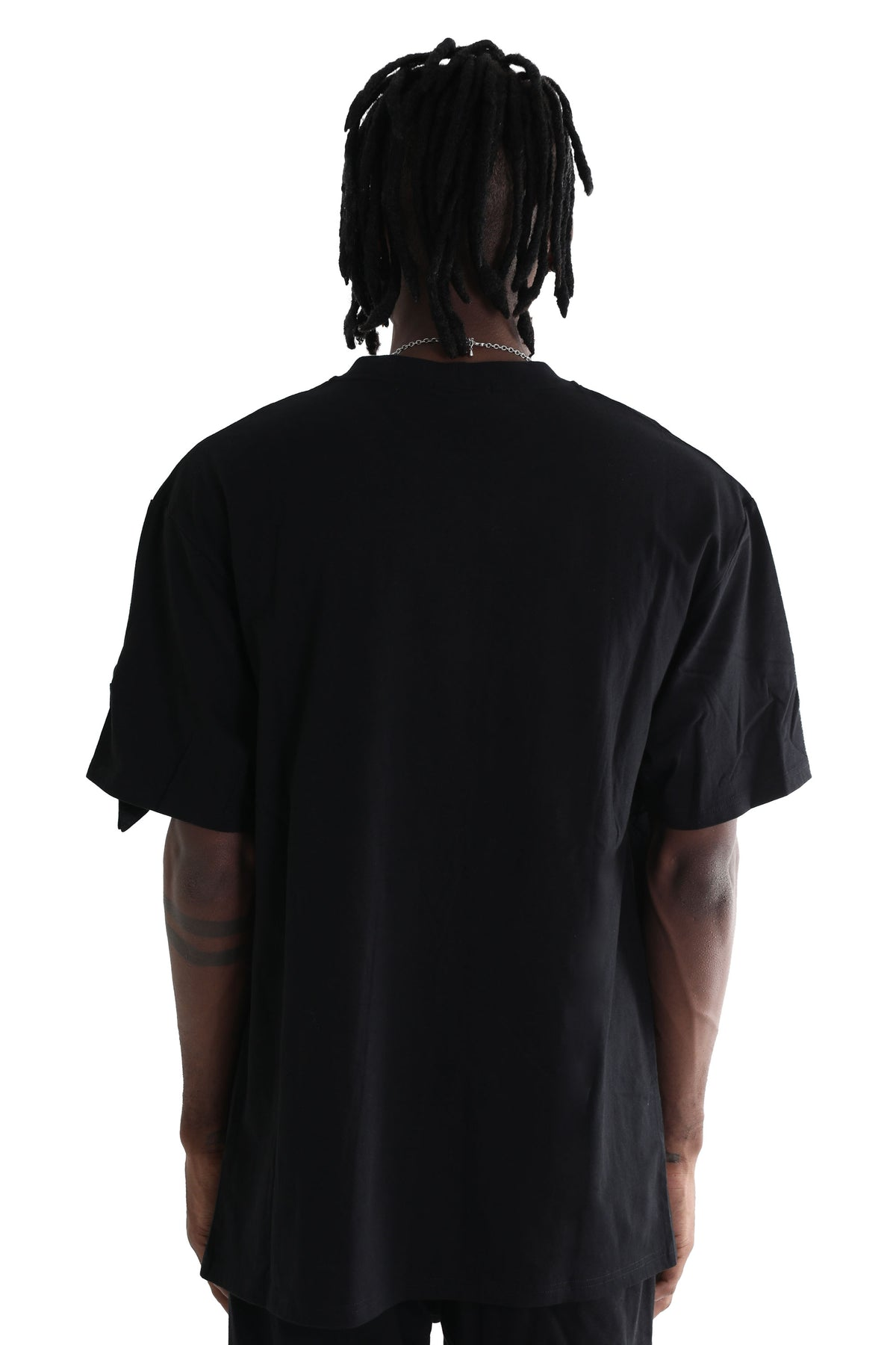 OUTLINE TEE | BLACK