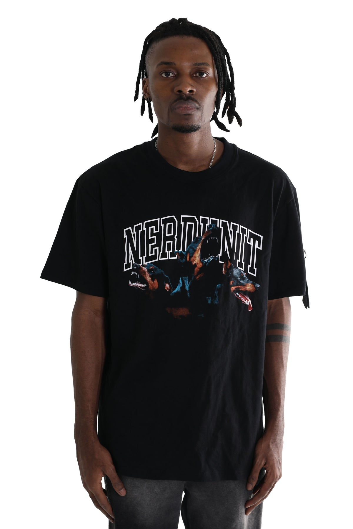 GUARD DOG TEE | BLACK